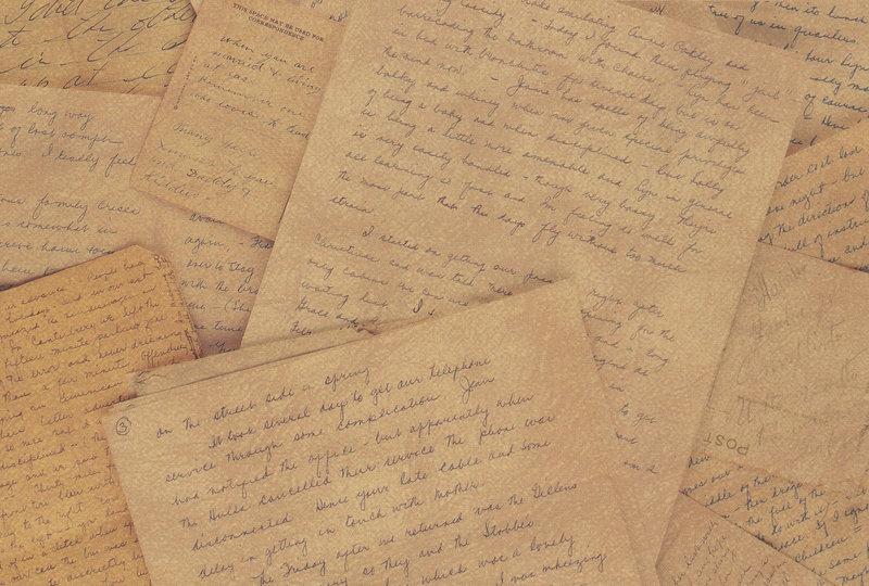 Письмо фон картинки